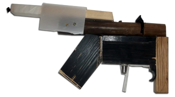 Al Capone Gun